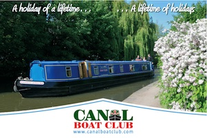 The Canal Boat Club Brochure