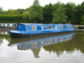 The CBC Class canal boat