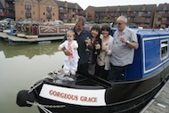 Why not become a member of Canal Boat Club